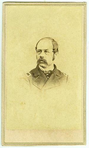 CDV General George H. Sharpe (Image1)