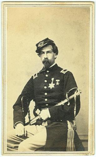 CDV Lieutenant Francis E. Brownell (Image1)