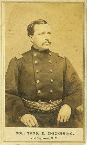 Cdv General Thomas E. Chickering