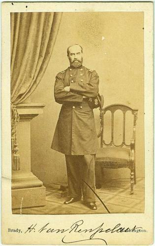 CDV General Henry Van Rensselaer (Image1)