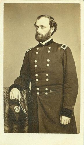 CDV General Quincy A. Gillmore (Image1)