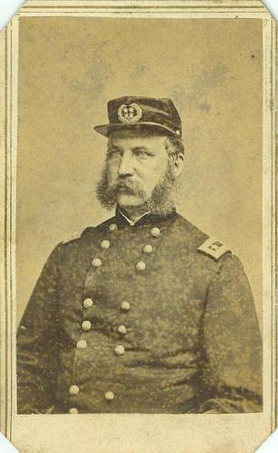 CDV General John G. Foster (Image1)