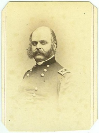 CDV General Ambrose E. Burnside (Image1)