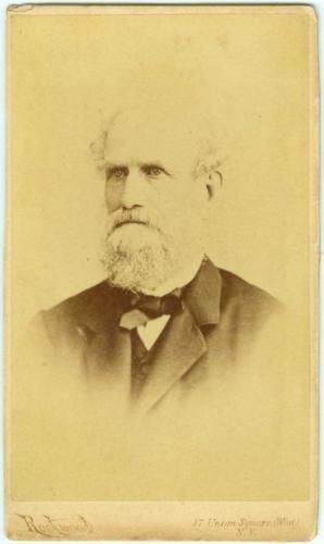 CDV General James L. Van Buren (Image1)