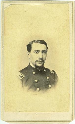 CDV General George Washington Mindill (Image1)