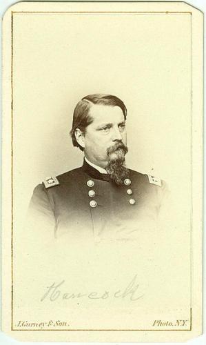 CDV General Winfield S. Hancock (Image1)