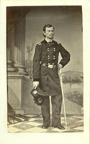 CDV General Franz Sigel (Image1)