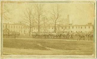 cdv Ohio Penitentiary, Columbus, Ohio (Image1)
