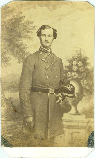 CDV Colonel Henry M. Rutledge (Image1)