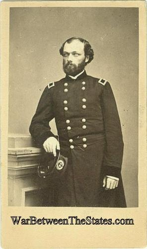 Cdv General Quincy A. Gillmore