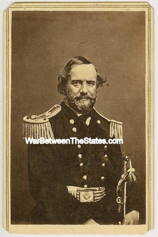Cdv General Alpheus S. Williams