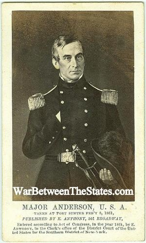 CDV Major Robert Anderson (Image1)