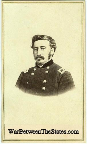 Cdv General James S. Negley