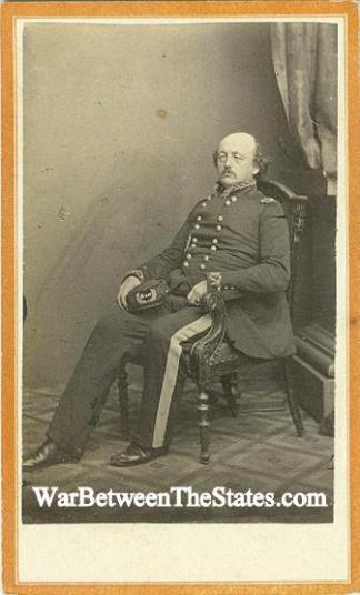 CDV General Benjamin F. Butler (Image1)