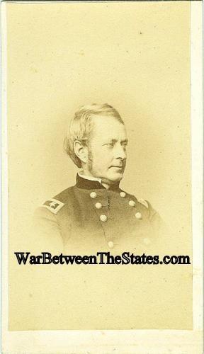 CDV General Joseph Hooker (Image1)