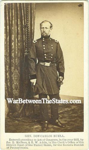 CDV General Don Carlos Buell (Image1)