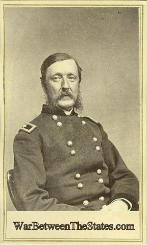 Cdv General William F. Barry