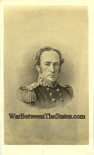Cdv General Robert Patterson