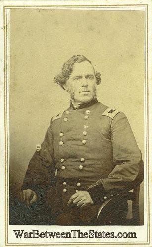 CDV General James B. Steedman (Image1)