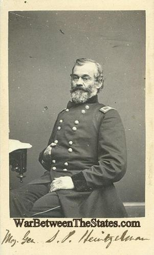 CDV General Samuel P. Heintzelman (Image1)