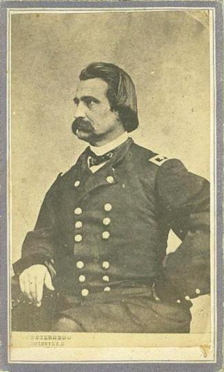 CDV General John A. Logan (Image1)