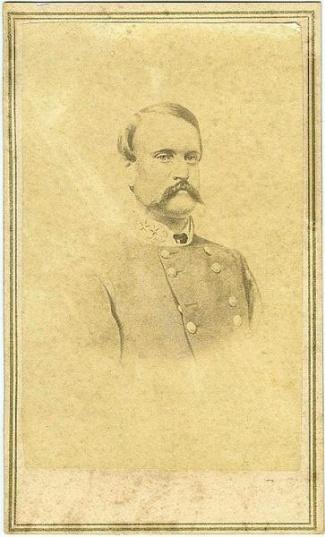CDV General John C. Breckenridge (Image1)