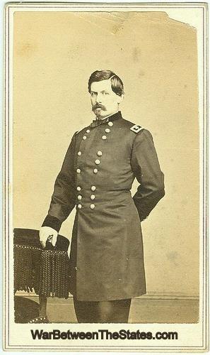 CDV General George B. McClellan (Image1)