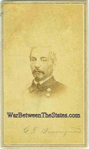 CDV General P.G.T. Beauregard (Image1)