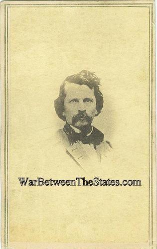 CDV, General Earl Van Dorn (Image1)