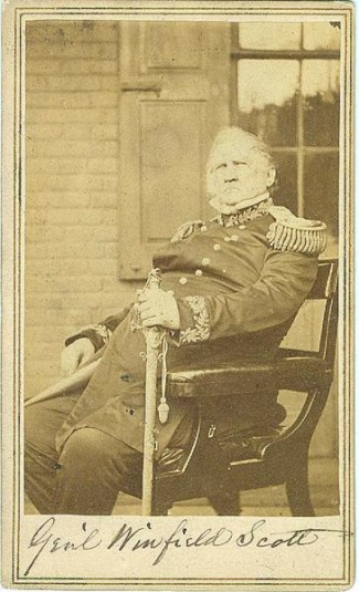 CDV General Winfield Scott (Image1)