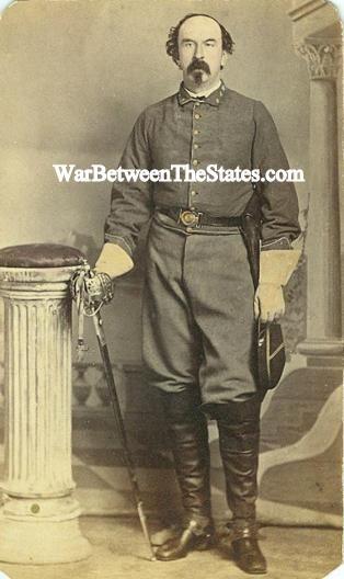 CDV, Colonel St. Clair Dearing (Image1)