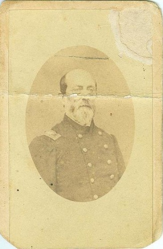 CDV General George W. Morell (Image1)