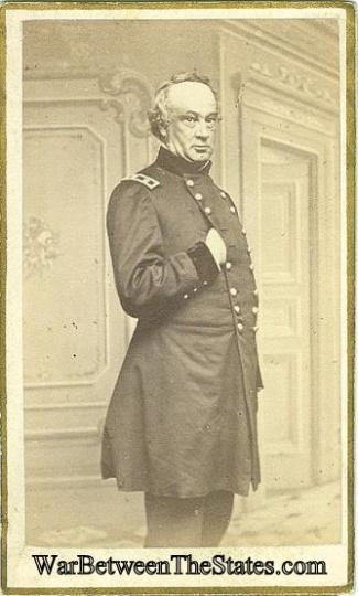 CDV, General Henry W. Halleck (Image1)