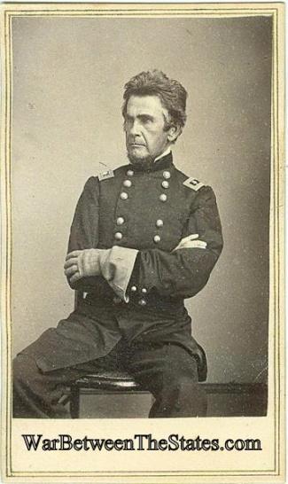 CDV, General Ormsby M. Mitchel (Image1)