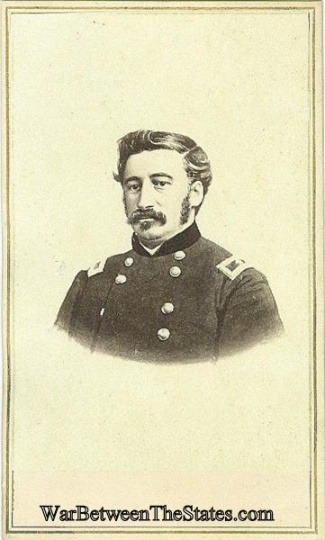 CDV, General John Negley (Image1)