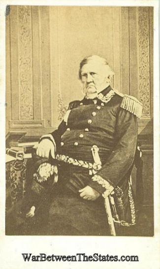 CDV, General Winfield Scott (Image1)