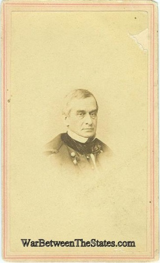 CDV, General Robert Anderson (Image1)