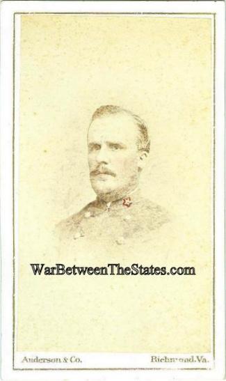 CDV, Major Thomas A. Brander (Image1)
