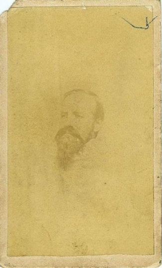Cdv, General Franklin Gardner