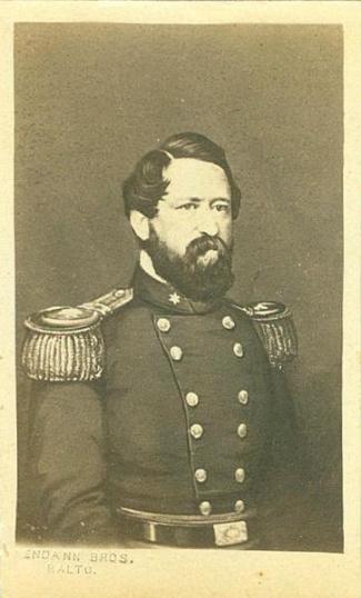 CDV, General Arnold Elzey (Image1)