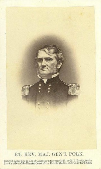 CDV, General Leonidas Polk (Image1)