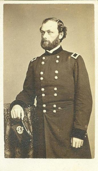 CDV, General Quincy A. Gillmore (Image1)