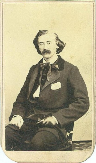 CDV, General James A. Mulligan (Image1)