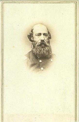 CDV, General Jacob G. Lauman (Image1)