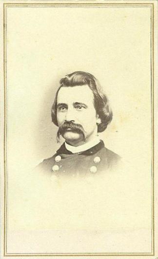 CDV, General John A. Logan (Image1)