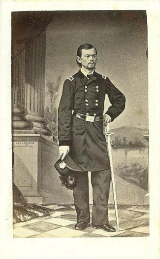 CDV, General Franz Sigel (Image1)