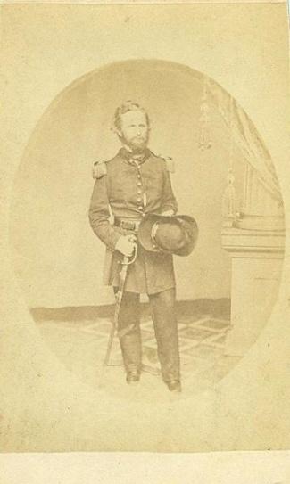CDV, General Nathaniel Lyon (Image1)