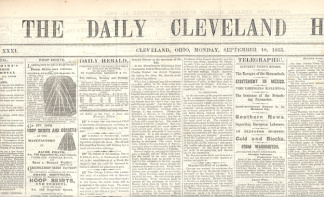 The Daily Cleveland Herald, September 18, 1865