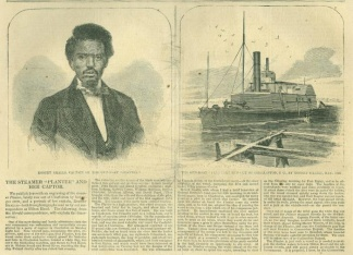 Robert Smalls And The Gunboat Planter