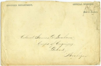 Imprinted Engineer Department Cover (Image1)